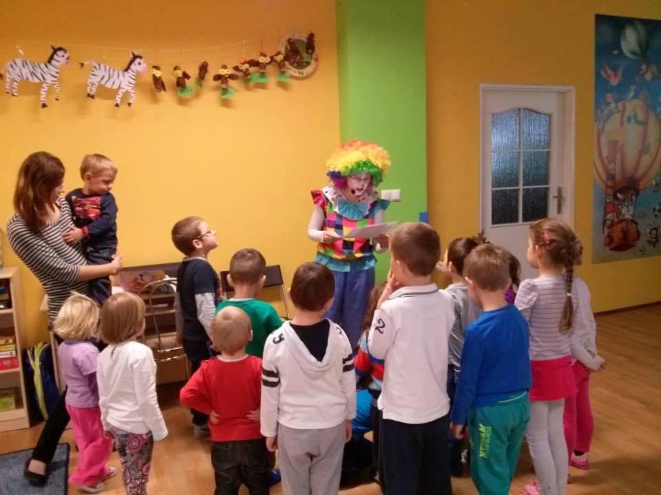 Gry Dla Dzieci W Przedszkolu