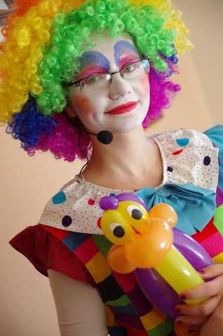 animator zabaw dla dzieci na urodziny komunię wesele ślub festyn piknik karnawał