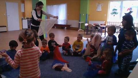 zajęcia gordonowskie w przedszkolu