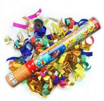 kolorowe konfetti