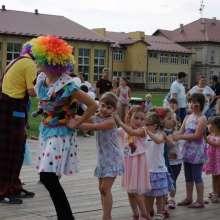 klaun animator dla dzieci na festyn wesele urodziny