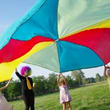 klaun animator dla dzieci na urodziny dobieszyn krosno
