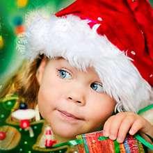 Animator zabaw składa życzenia świąteczne